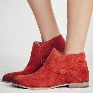 Free People Summit Ankle Boots